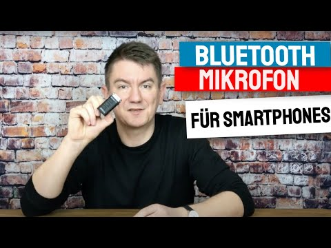 Bluetooth Mikrofon Test für Android Handy oder iPhone