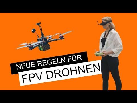 Drohnenverordnung 2021: FPV Drohne VLOS nur mit Spotter möglich?