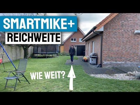 Sabinetek Smartmike+ Reichweite Test - wohl bestes wireless mic für iPhone und Android