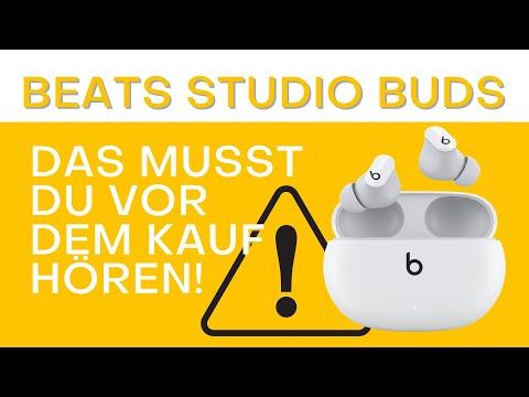 Das ärgerlichste an den Beats Studio Buds (musst Du vor dem Kauf gehört haben!)