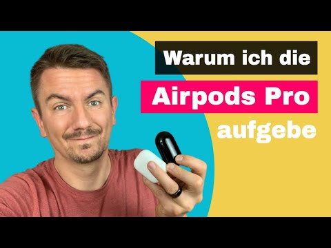 Apple Airpods Pro vs. Samsung Galaxy Buds+ | ich gebe die Airpods Pro auf!