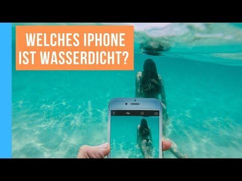 Welches iPhone ist Wasserdicht?