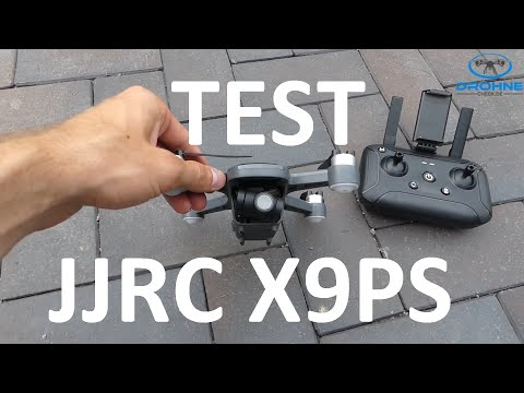 Günstige Einsteigerdrohne JJRC X9PS Test: Foto, Video, Reichweite, Flugzeit, Preisvergleich
