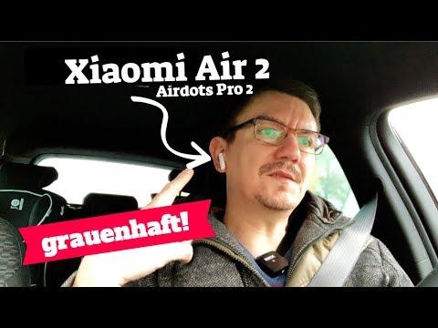 Xiaomi Airdots Pro 2 Test