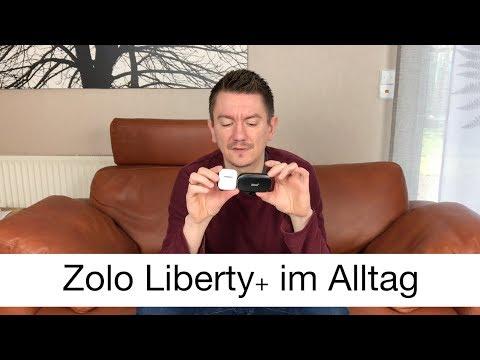 Zolo Liberty + Bluetooth Kopfhörer Test