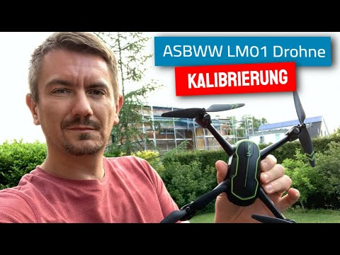 ASBWW LM01 Drohne kalibrieren (deutsch)