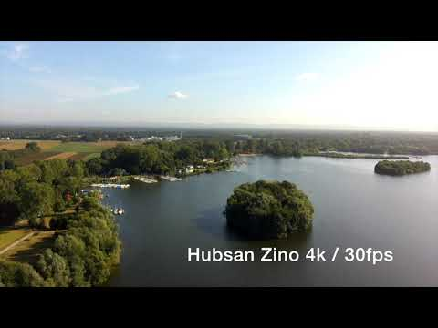 Hubsan Zino 4k vs. 1080p - don't record Footage in 4k!