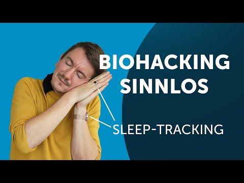 Biohacking Secrets - warum es ohne guten Schlaf sinnlos ist!