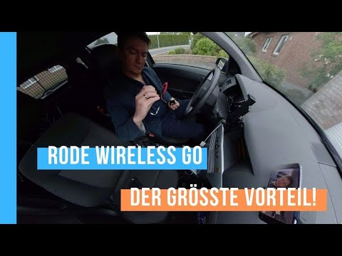 Rode Wireless Go - der größte Vorteil des kleinen Funkmikrofons