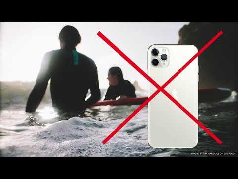 Sind die neuesten iPhone wasserdicht?