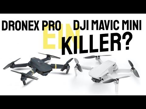 DroneX Pro Test - Ist sie eine echte DJI Mavic Mini Alternative oder nur billiger Scam?