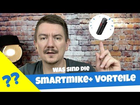 Smartmike+ Vorteile ggü. einem anderen Funkmikrofon