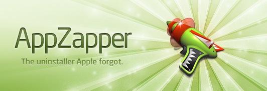 Appzapper - der Uninstaller für den Mac