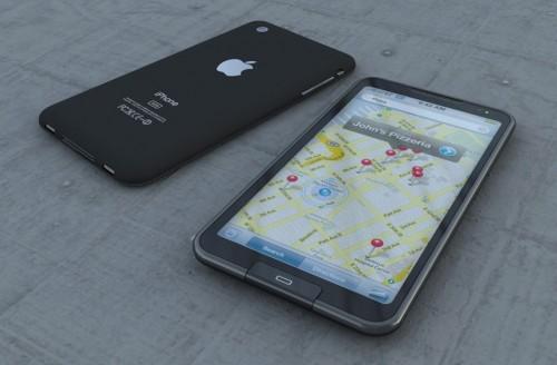 iPhone 4G Designvorschlag
