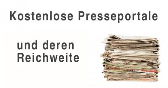 kostenlose pressemitteilung