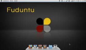 Netbook Linux Fuduntu