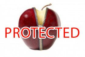 Mac OSX Zip Passwort Schutz