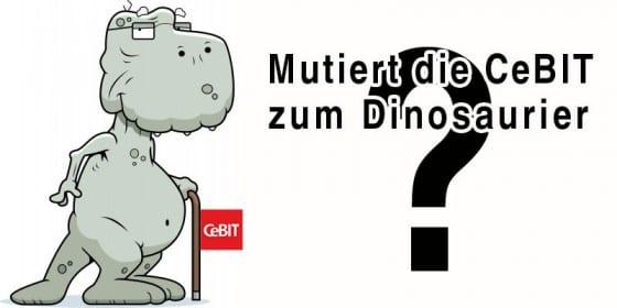 cebit 2012 dinosuarier