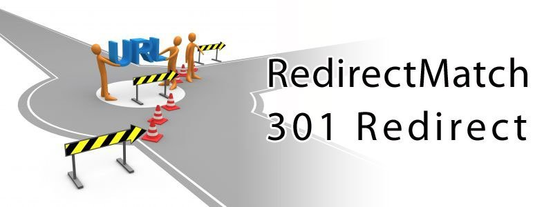 how to create 301 redirect