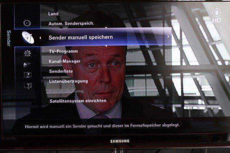 Samsung smart tv sender sortieren