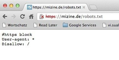 How to write Rewrite rule for subdomains' robots.txt?