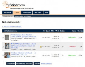 Ebay Sniper