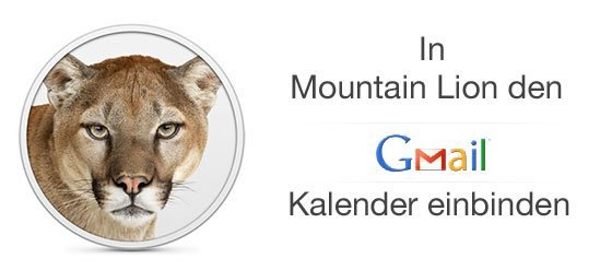 mountain lion google kalender