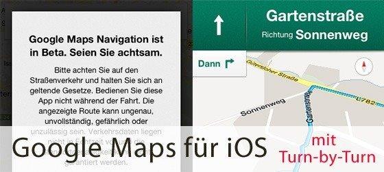 iphone google maps app