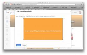 Google Plus Profilbild verkleinern 1