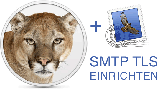 apple mail tls smtp server einrichten
