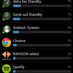 Android Akku Manager