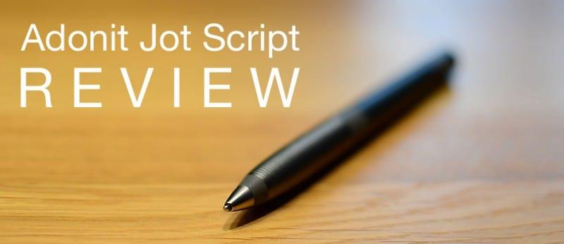 adonit-jot-script-test