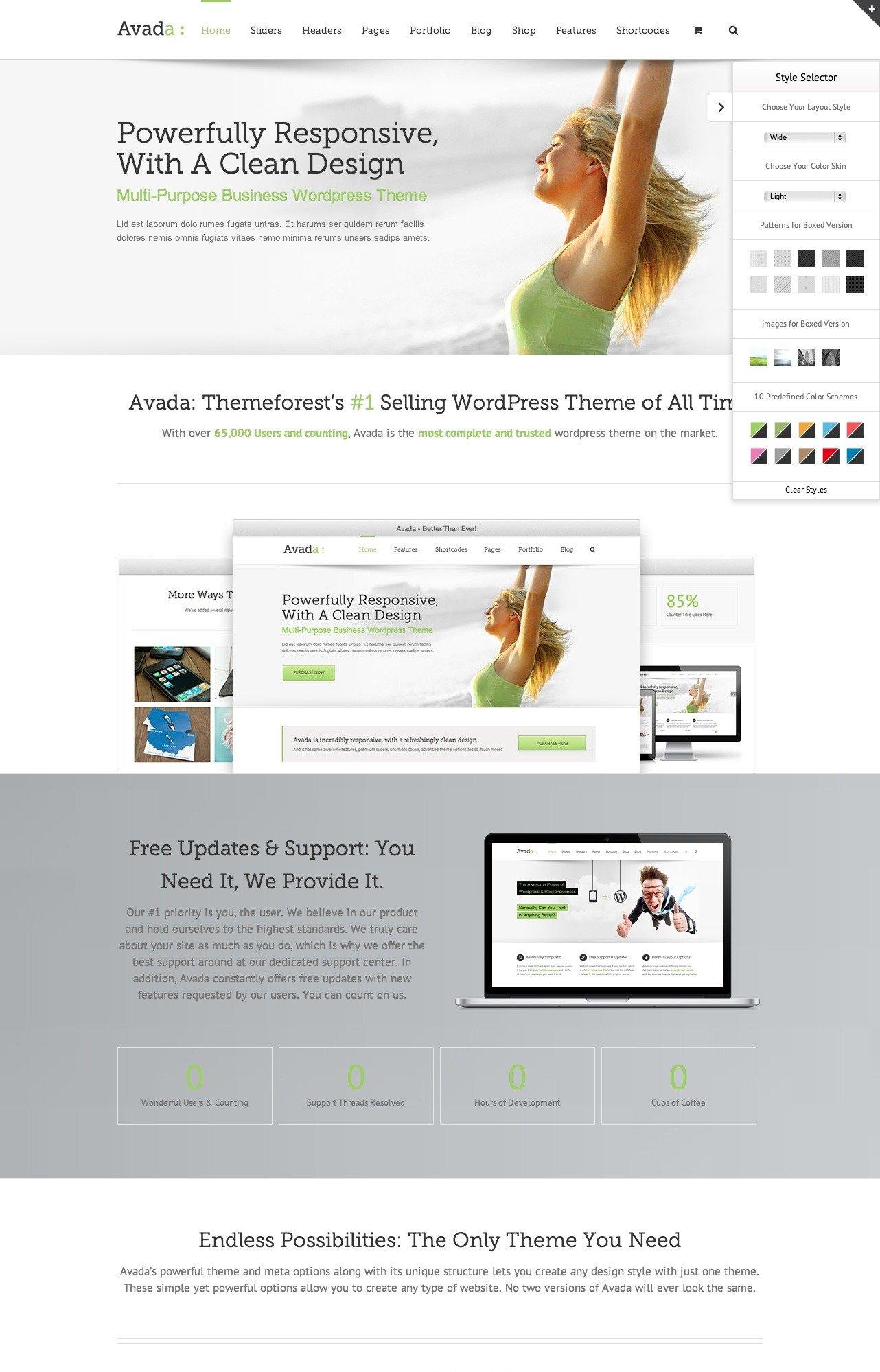 Thesis theme framework tutorial