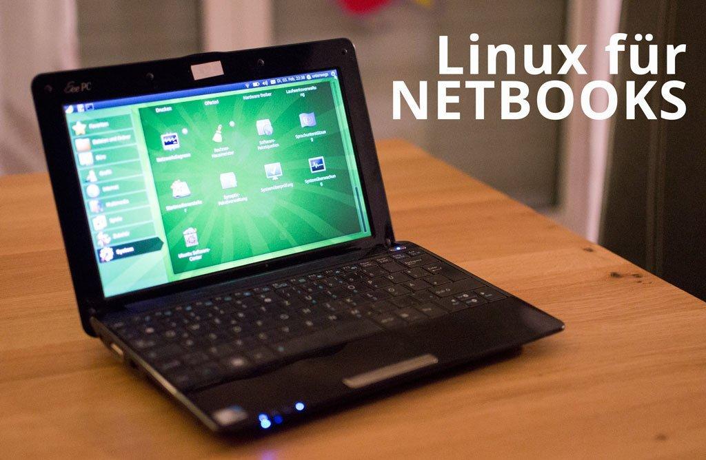 linux für netbooks