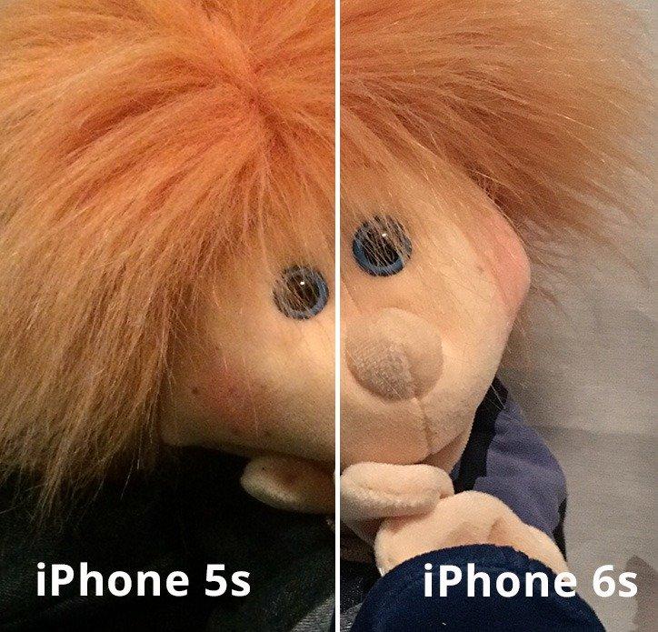 Wie schlägt sich die Kamera des neuen iPhone 6S im Vergleich zu der Kamera des iPhone 5S in einer Lowlight Alltagssituation?