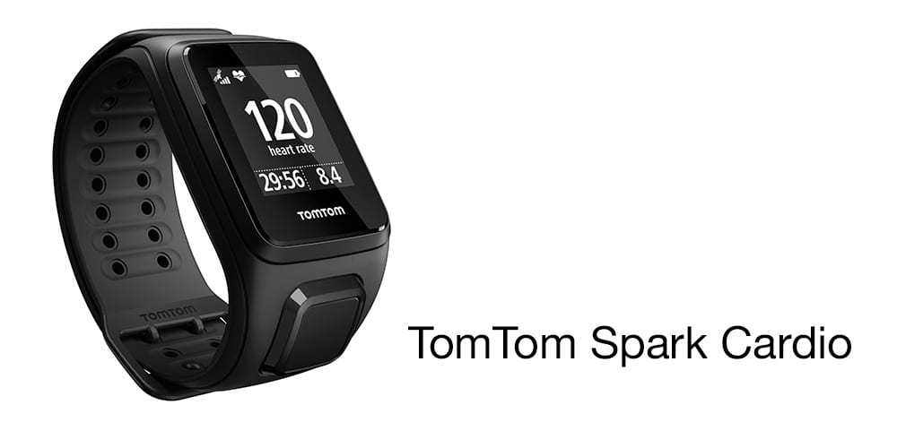 TomTom Spark Cardio Test
