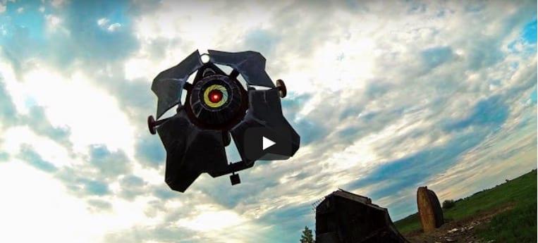 Drohnen Patrouillen, die Zukunft der Totalüberwachung hat bereits begonnen!
