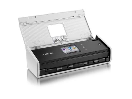 Dokumentenscanner im Netzwerk: Brother ADS-1600w