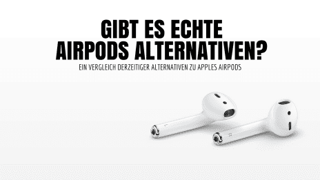 Airpods Alternativen im Test