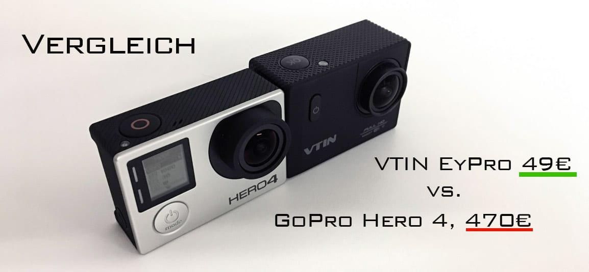 g nstige action camera im test vtin eypro 49 und fast. Black Bedroom Furniture Sets. Home Design Ideas