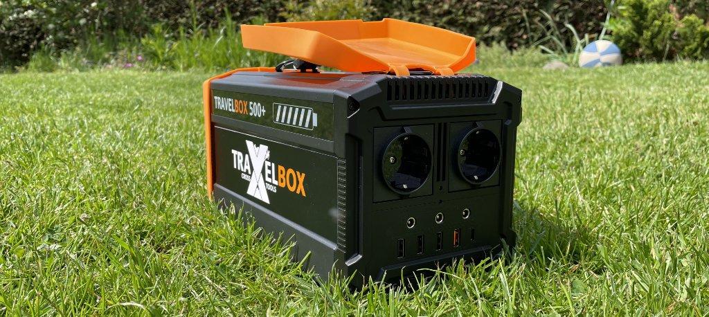 TRAVELBOX 500 plus kaufen? Erfahrungen mit der neuen Powerbank mit 555Wh