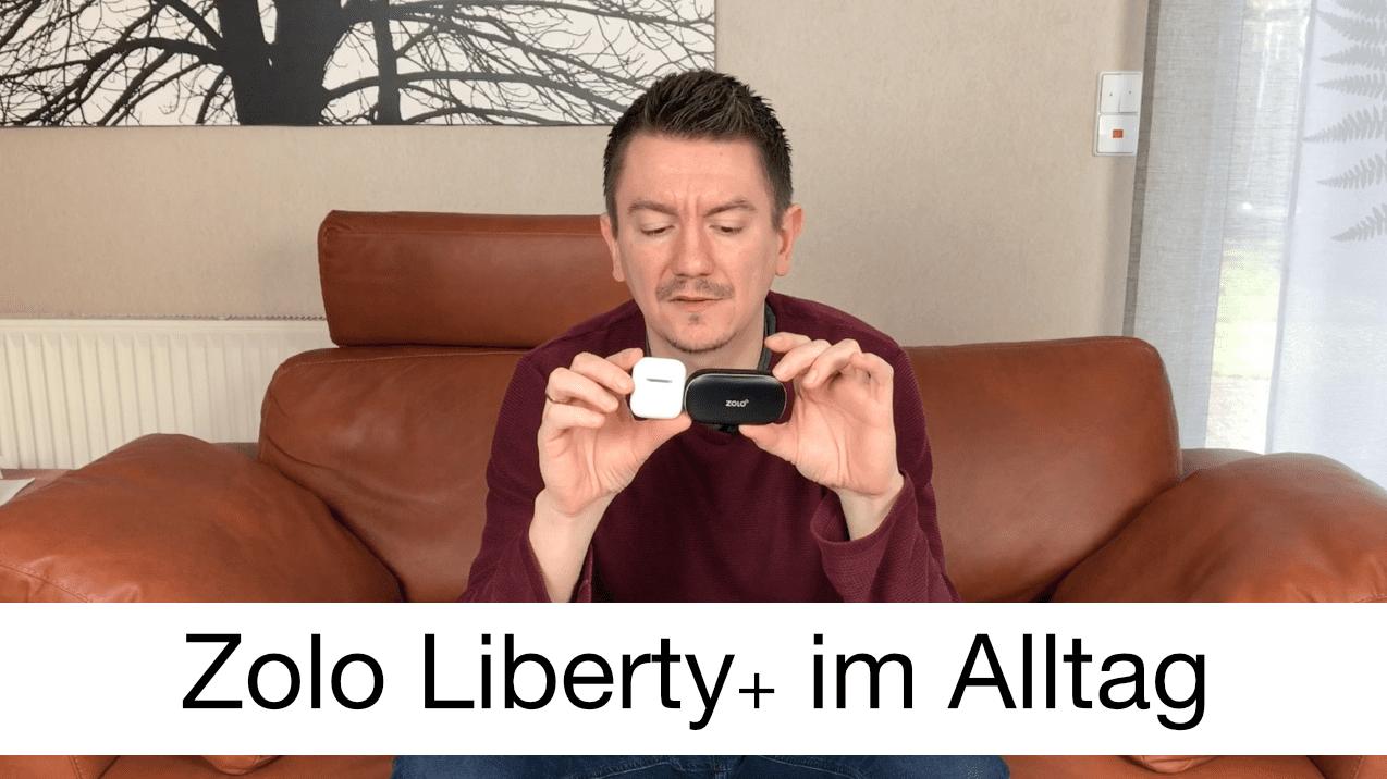 Zolo Liberty+ Test – sind diese Bluetooth Kopfhörer etwas für Dich?