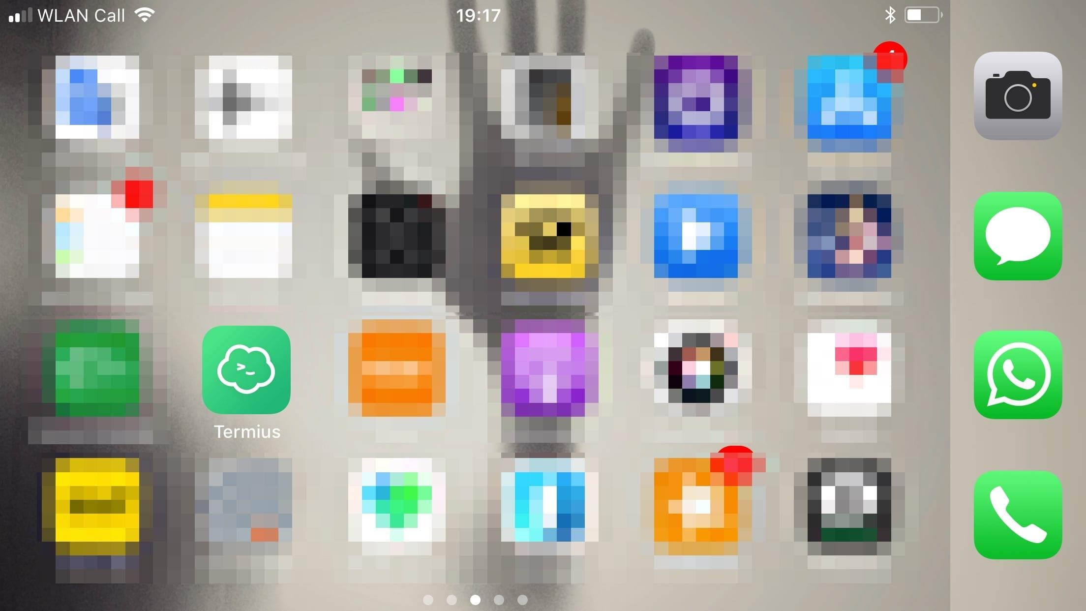 PuTTY SSH Alternative auf dem iPhone