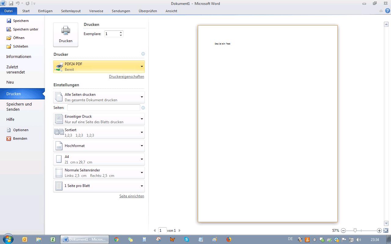 pdf creator kostenlos 2