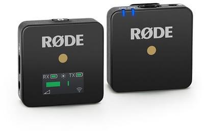 RODE Wireless Go Funk Lavalier Mikrofon
