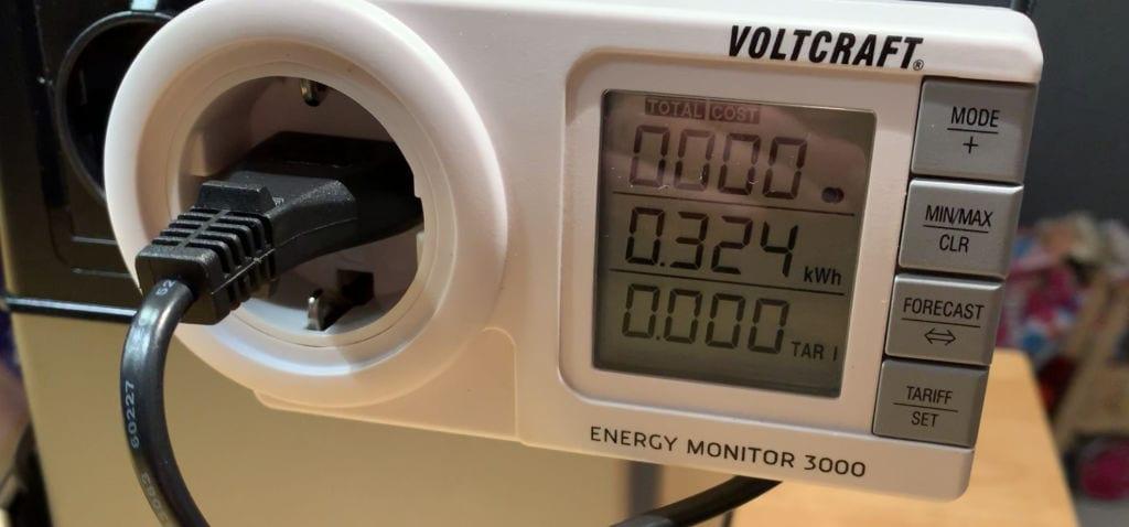 Suaoki 400wh liefert im test 324Wh effektiv