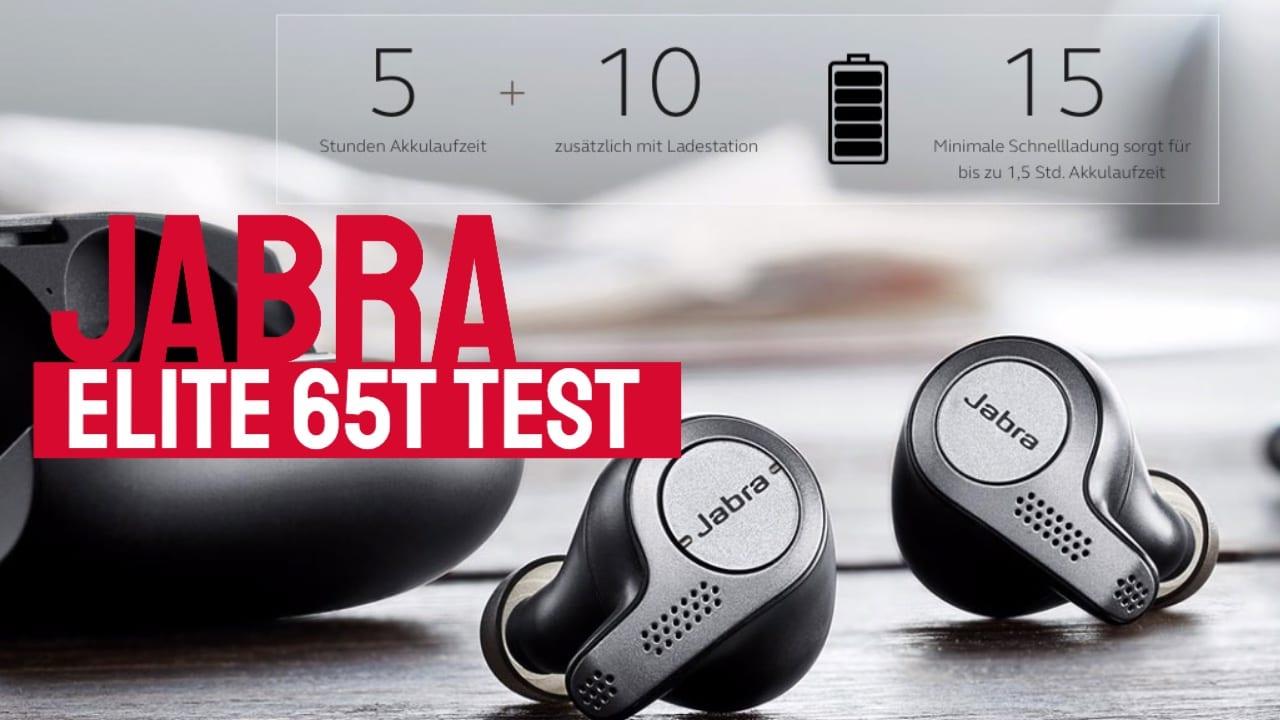 Jabra Elite 65t Test – wie gut sind sie im Alltag?