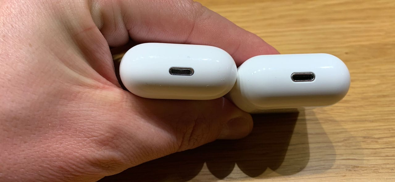 Fake Airpods Ladecase