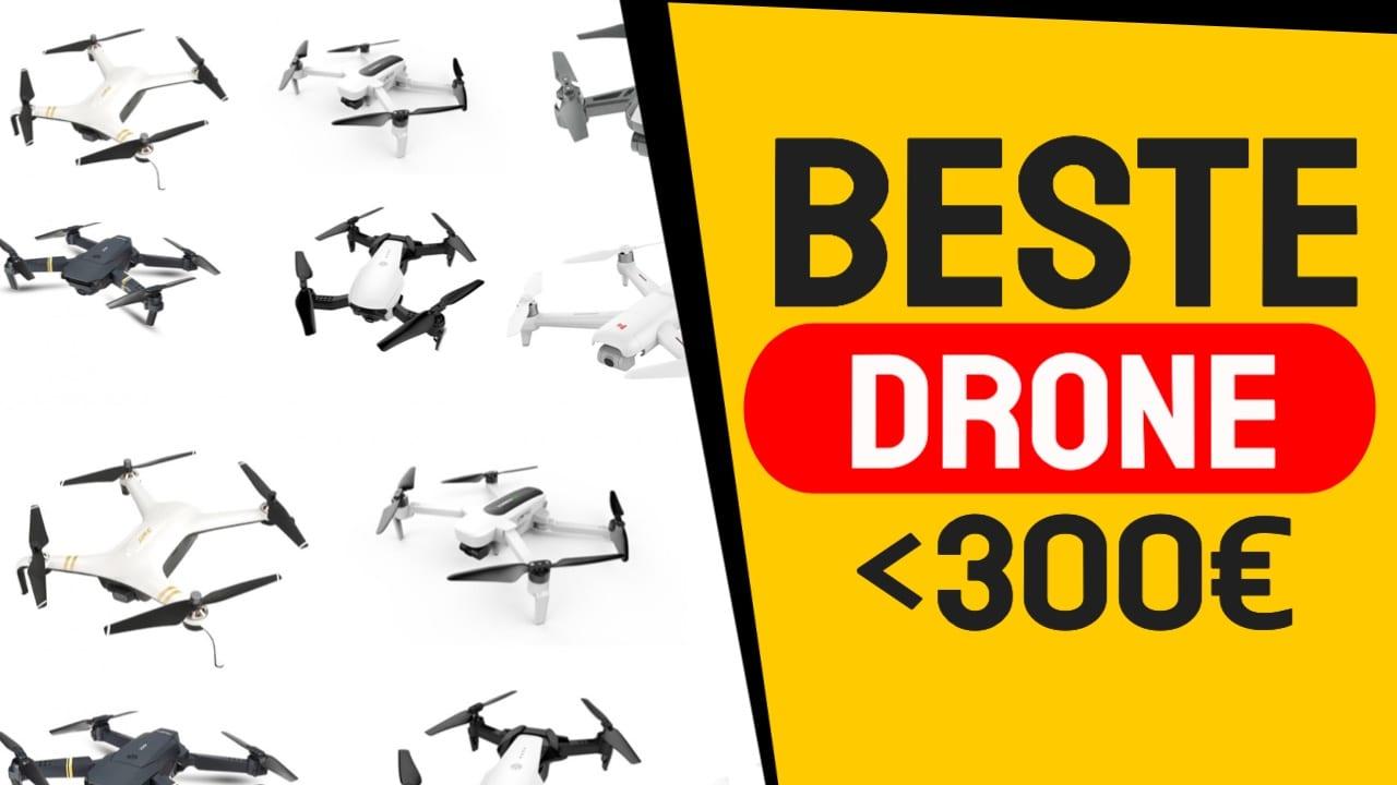 Günstige Drohne mit Gimbal und GPS für weniger als 300 EUR