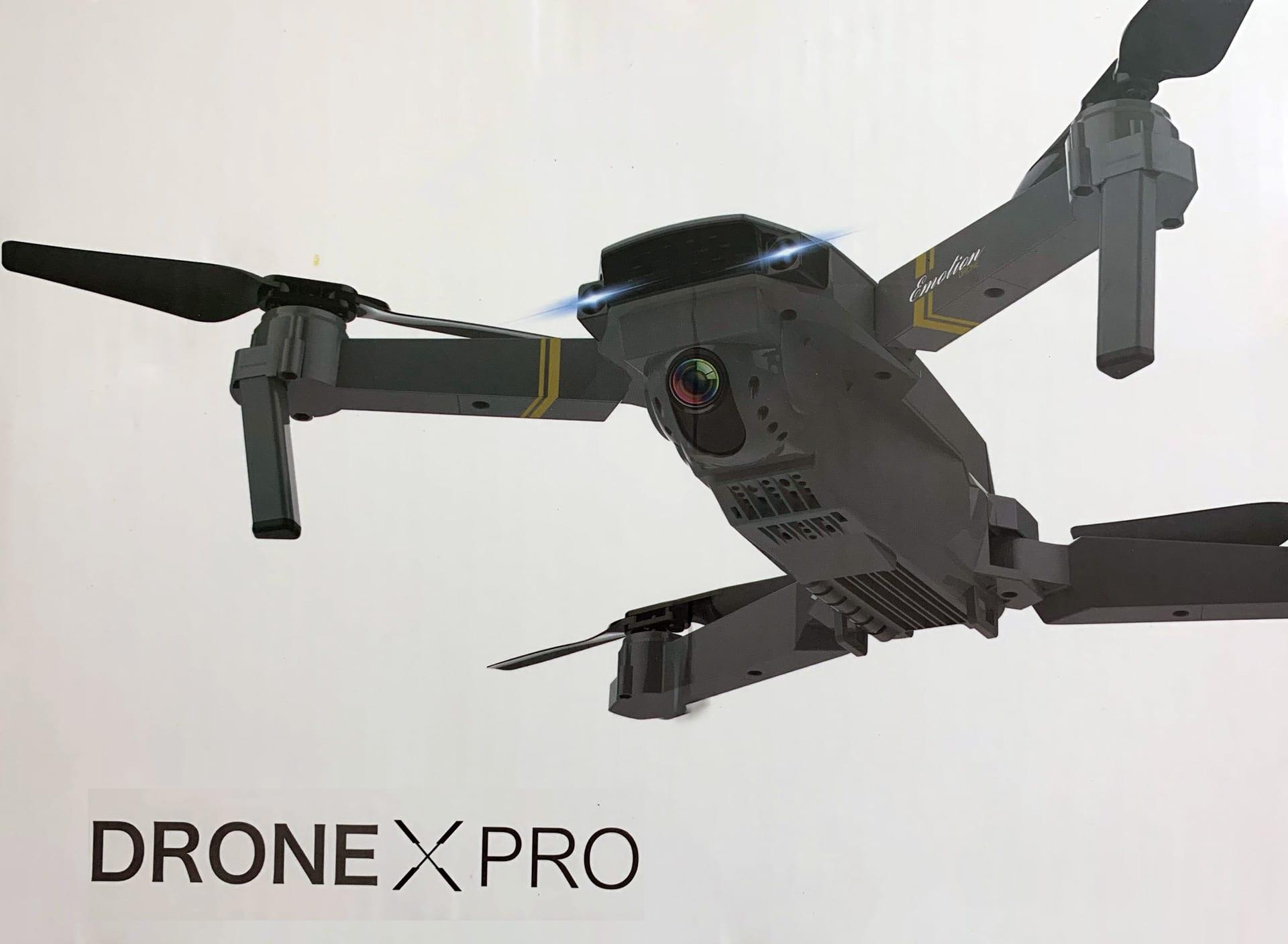 DroneX Pro Test